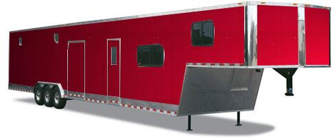 RV Garage with Living Quarters Plans