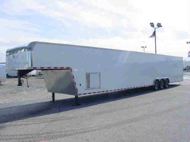 Race car trailers for sale