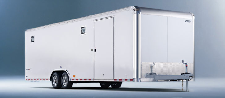 Pace Shadow Racing Trailers