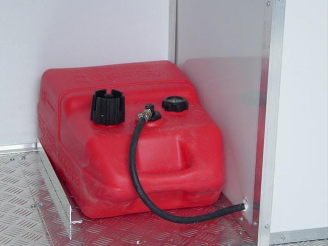 Generator Gas Tank