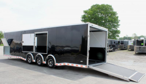 Race Car Trailer Blog 2
